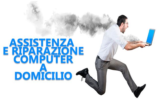 ASSISTENZA E RIPARAZIONE COMPUTER